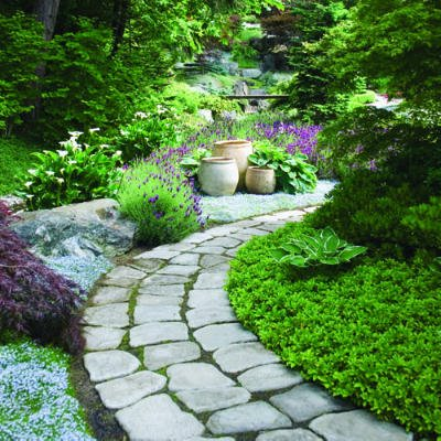 Garden Path, Garden Services, Idaho